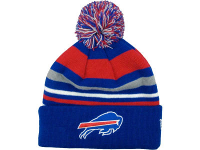Buffalo Bills NFL Stripe Out Knit Hats