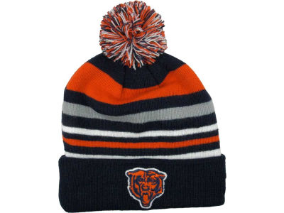 Chicago Bears NFL Stripe Out Knit Hats