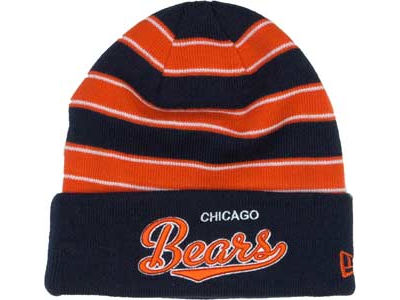Chicago Bears NFL Bandwidth Knit Hats