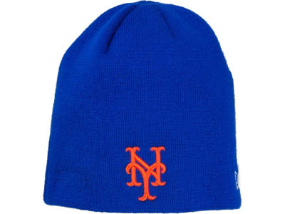 New York Mets MLB Basic Knit Hats
