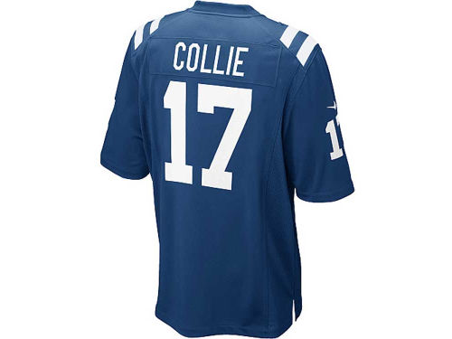 Indianapolis Colts Austin Collie Nike NFL Youth Game Jersey