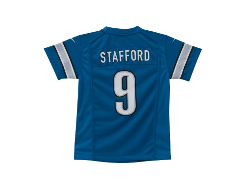 Detroit Lions Matthew Stafford Nike NFL Youth Game Jersey