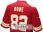 Kansas City Chiefs Dwayne Bowe Nike NFL Youth Game Jersey Jerseys