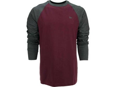 New Era Branded Long Sleeve T-Shirt