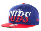 Chicago Cubs New Era MLB Sailtip Snapback 9FIFTY Cap Adjustable Hats