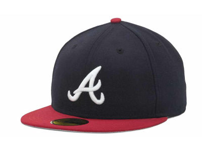 Atlanta Braves MLB NEFS Basic 59FIFTY Cap Hats