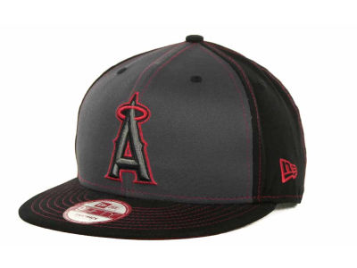 Los Angeles Angels of Anaheim MLB SnapInPop Snapback 9FIFTY Cap Hats