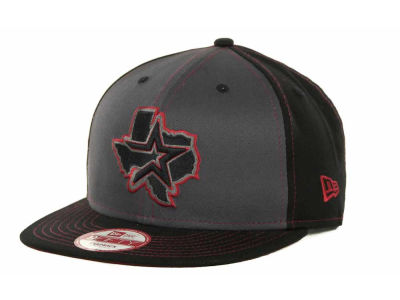 Houston Astros MLB SnapInPop Snapback 9FIFTY Cap Hats