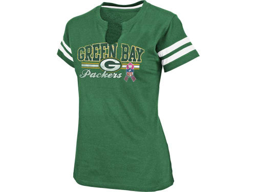 Green Bay Packers VF Licensed Sports Group NFL Womens BCA 2012 Football T-Shirt