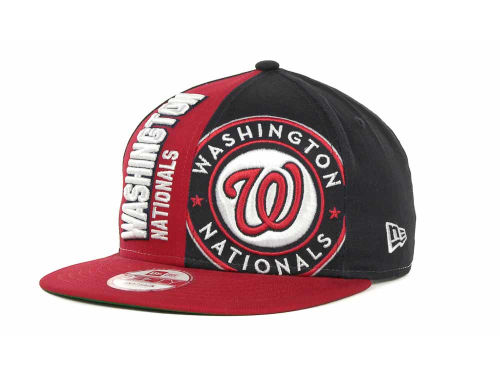 Washington Nationals New Era MLB Kid NC Snapback 9FIFTY Cap Hats