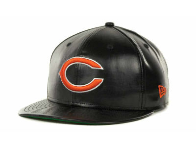 Chicago Bears NFL Fauxe Snapback 9FIFTY Cap Hats