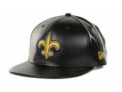 New Orleans Saints NFL Fauxe Snapback 9FIFTY Cap Hats