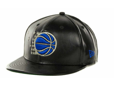 Orlando Magic NBA Fauxe Snapback 9FIFTY Cap Hats