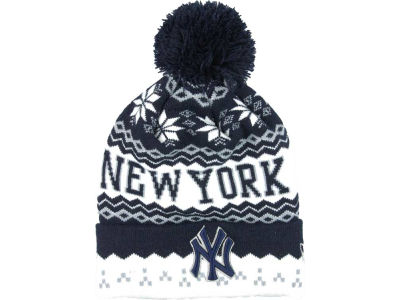 New York Yankees MLB Jr Weather Advisory Knit Hats