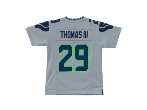 Seattle Seahawks Earl Thomas III Nike NFL Youth Game Jersey