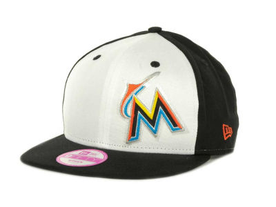 Miami Marlins MLB Dubs Snapback 9FIFTY Cap Hats