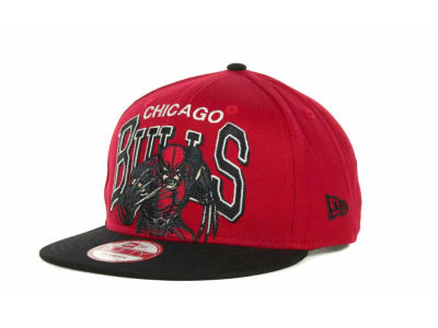 Chicago Bulls NBA Chalk Up Hero Snapback 9FIFTY Cap Hats