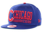Chicago Cubs New Era MLB Retro Look Snapback 9FIFTY Cap Adjustable Hats