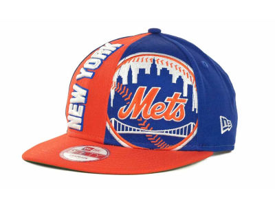 New York Mets MLB Kid NC Snapback 9FIFTY Cap Hats