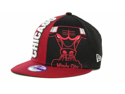 Chicago Bulls NBA Kid NC Snapback 9FIFTY Cap Hats