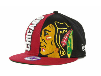 Chicago Blackhawks NHL Kids NC Snapback 9FIFTY Cap Hats
