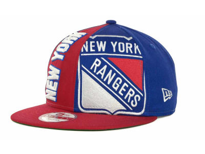 New York Rangers NHL Kids NC Snapback 9FIFTY Cap Hats
