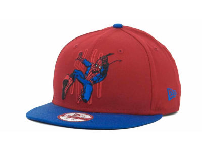 Marvel Spiderman Action Arch Snaps 9FIFTY Cap Hats