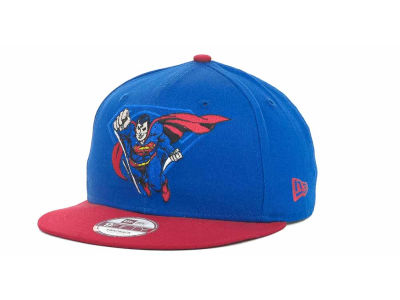 DC Comics Superman Action Arch Snaps 9FIFTY Cap Hats