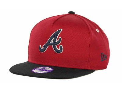 Atlanta Braves MLB Kids Turnover Snapback 9FIFTY Cap Hats