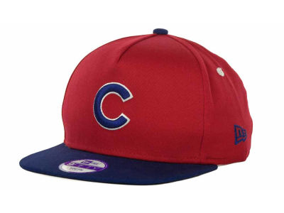 Chicago Cubs MLB Kids Turnover Snapback 9FIFTY Cap Hats