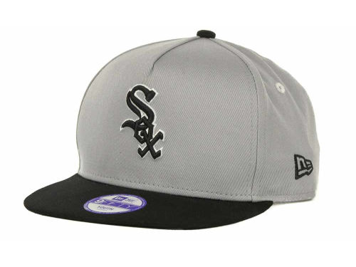 Chicago White Sox New Era MLB Kids Turnover Snapback 9FIFTY Cap Hats