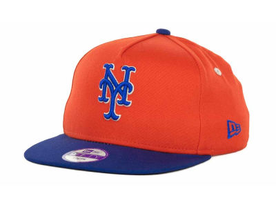 New York Mets MLB Kids Turnover Snapback 9FIFTY Cap Hats