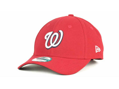 Washington Nationals MLB The League 9FORTY Cap Hats