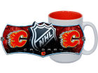 Calgary Flames 15oz. Two Tone Mug-CA Kitchen & Bar