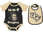 University of Central Florida Knights Colosseum NCAA Newborn Junior Creeper/Bib Set Infant Apparel