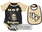 Central Florida Knights Colosseum NCAA Newborn Rocker Bib/Bodysuit Set Newborn & Infant