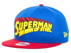 DC Comics Classic Word Snapback 9FIFTY Cap Adjustable Hats
