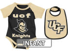 Central Florida Knights Colosseum NCAA Infant Rocker Bib/Bodysuit Set Infant Apparel