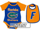Florida Gators Colosseum NCAA Infant Rocker Bib/Bodysuit Set Infant Apparel