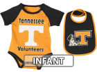 Tennessee Volunteers Colosseum NCAA Infant Rocker Bib/Bodysuit Set Infant Apparel