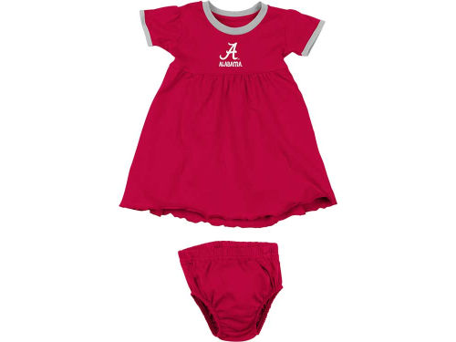 Alabama Crimson Tide Colosseum NCAA Newborn Lola Dress
