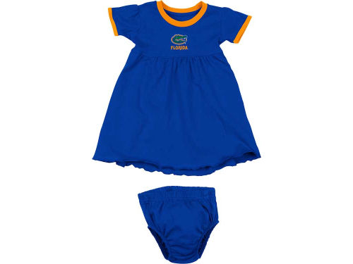 Florida Gators Colosseum NCAA Newborn Lola Dress