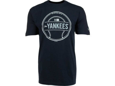 New York Yankees MLB New Era Rivals Seal T-Shirt