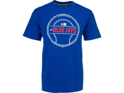 Toronto Blue Jays MLB New Era Rivals Seal T-Shirt