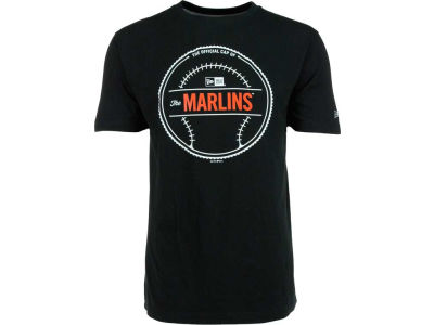 Miami Marlins MLB New Era Rivals Seal T-Shirt