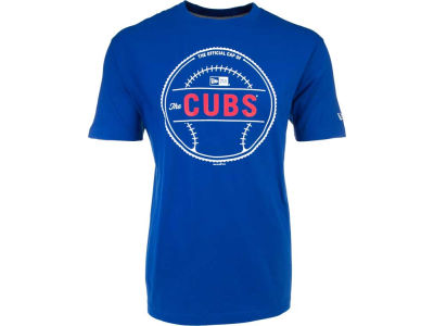 Chicago Cubs MLB New Era Rivals Seal T-Shirt
