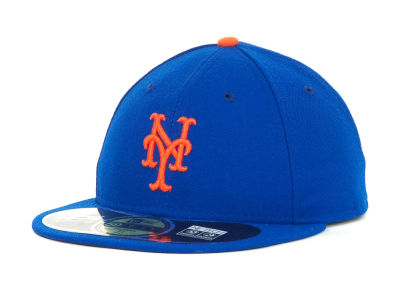 New York Mets MLB Low Crown AC Performance 59FIFTY Cap Hats