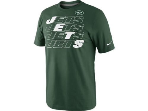 New York Jets Nike NFL Local T-Shirt