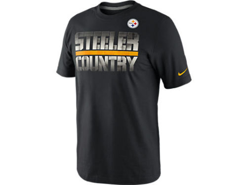 Pittsburgh Steelers Nike NFL Local T-Shirt