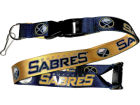 Buffalo Sabres Reversable Lanyard Aminco Pins, Magnets & Keychains